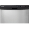 Frigidaire Gallery 55-Decibel Built-In Dishwasher with Hard Food Disposer (Stainless Steel) (Common: 24-in; Actual 24-in) ENERGY STAR