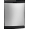 Frigidaire Gallery 2431 Series 24-in Built-In Dishwasher with Hard Food Disposer (Stainless Steel) ENERGY STAR