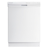 Frigidaire Gallery Bladespray 55-Decibel Built-In Dishwasher with Hard Food Disposer (White) (Common: 24-in; Actual 24-in) ENERGY STAR