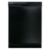Frigidaire Gallery Bladespray 55-Decibel Built-In Dishwasher with Hard Food Disposer (Black) (Common: 24-in; Actual 24-in) ENERGY STAR