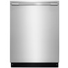 Frigidaire Professional 47-Decibel Built-in Dishwasher with Bottle Wash Feature (Smudge-Proof Stainless Steel) (Common: 24-in; Actual: 24-in) ENERGY STAR