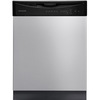 Frigidaire Easy Care 55-Decibel Built-In Dishwasher with Hard Food Disposer (Easycare Stainless Steel) (Common: 24-in; Actual 24-in) ENERGY STAR