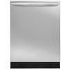 Frigidaire Gallery 51-Decibel Built-In Dishwasher with Bottle Wash Feature (Smudge-Proof Stainless Steel) (Common: 24-in; Actual 23.75-in) ENERGY STAR