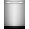 Frigidaire 55-Decibel Built-in Dishwasher (Stainless Steel) (Common: 24-in; Actual: 24-in) ENERGY STAR