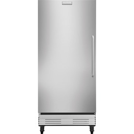 Frigidaire 19.4-cu ft Frost-Free Commercial Upright Freezer (Stainless Steel) ENERGY STAR