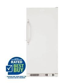 Frigidaire 17 cu ft Upright Freezer (White)