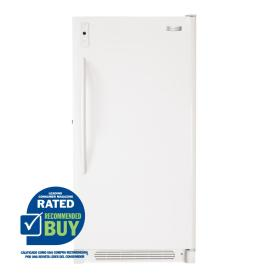 Frigidaire 20.5-cu ft Upright Freezer (White)