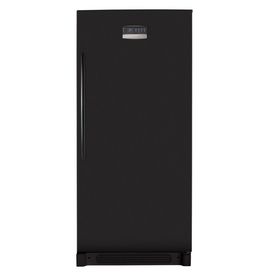 Frigidaire 20.5-cu ft Upright Freezer (Black) ENERGY STAR