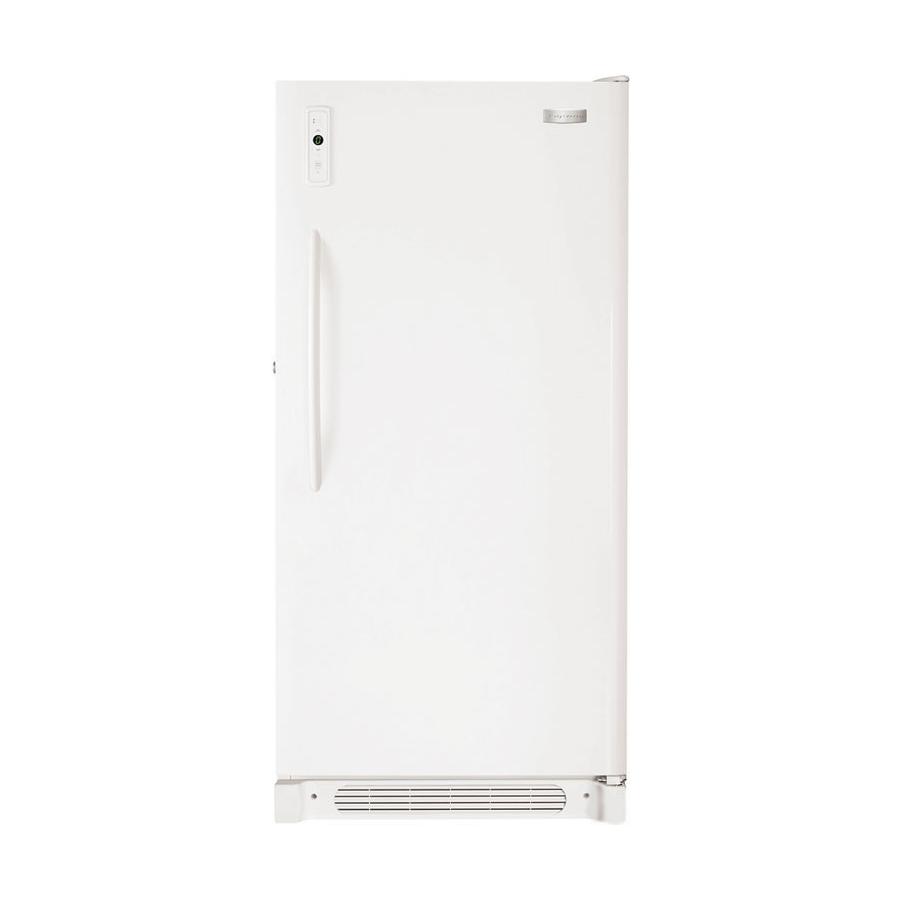 Shop Frigidaire 13 7 Cu Ft Frost Free Upright Freezer