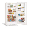 Frigidaire 16.6-cu ft Frost Free Upright Freezer (White)