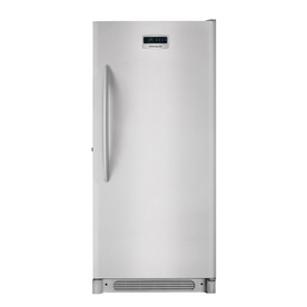 Frigidaire 20.5 cu ft Upright Freezer (Stainless-Look) ENERGY STAR