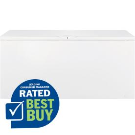 Frigidaire 24.9 cu ft Chest Freezer (White) ENERGY STAR