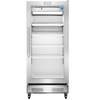 Frigidaire 18.4-cu ft Commercial Refrigerator (Stainless Steel) ENERGY STAR