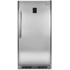 Frigidaire Convertible 16.63-cu ft Upright Freezer (Stainless Steel) ENERGY STAR