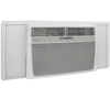 Frigidaire 18,500-BTU 1,170-sq ft 230-Volt Window Air Conditioner with Heater