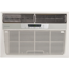Frigidaire 11,800-BTU 640-sq ft 230-Volt Window Air Conditioner with Heater