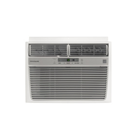 Shop frigidaire 12 000 btu 550 sq ft 115 volt window air for 12000 btu casement window air conditioner