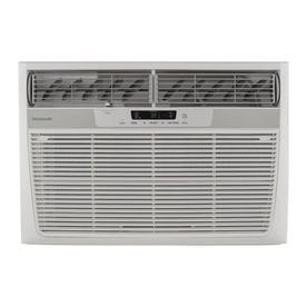 Shop frigidaire 18 500 btu 1 050 sq ft 230 volt window air for 18500 btu window air conditioner