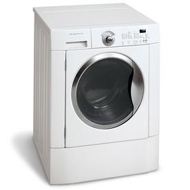 frigidaire affinity washer user manual