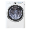 Electrolux 4.4 cu ft High-Efficiency Front-Load Washer (Island White) ENERGY STAR