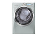 Electrolux 8-cu ft Stackable Gas Dryer with Steam Cycles (Silver Sands)