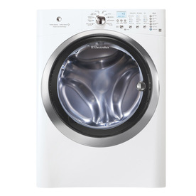 Electrolux 4.3-cu ft High-Efficiency Stackable Front-Load Washer with Steam Cycle (Island White) ENERGY STAR