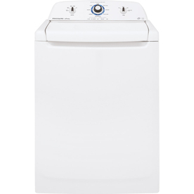 Frigidaire Affinity 3.4-cu ft High-Efficiency Top-Load Washer (White) ENERGY STAR FAHE1011MW