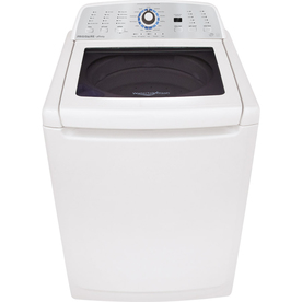 Frigidaire Affinity 3.4-cu ft High-Efficiency Top-Load Washer (White) ENERGY STAR FAHE4044MW