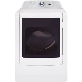 Frigidaire Affinity 7-cu ft Electric Dryer (White) FARE4044MW