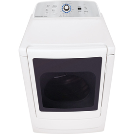 Frigidaire Affinity 7-cu ft Gas Dryer (White) FARG4044MW