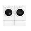 Frigidaire Affinity 3.7-cu ft High-Efficiency Stackable Front-Load Washer (Classic White) ENERGY STAR