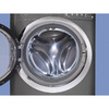 Electrolux 4.3-cu ft High-Efficiency Stackable Front-Load Washer with Steam Cycle (Titanium) ENERGY STAR