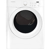 Frigidaire 7-cu ft Stackable Electric Dryer (White)