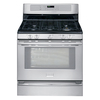 Frigidaire Professional 5-Burner Freestanding 5-cu Self-Cleaning Convection Gas Range (Stainless) (Common: 30-in; Actual: 29.88-in)