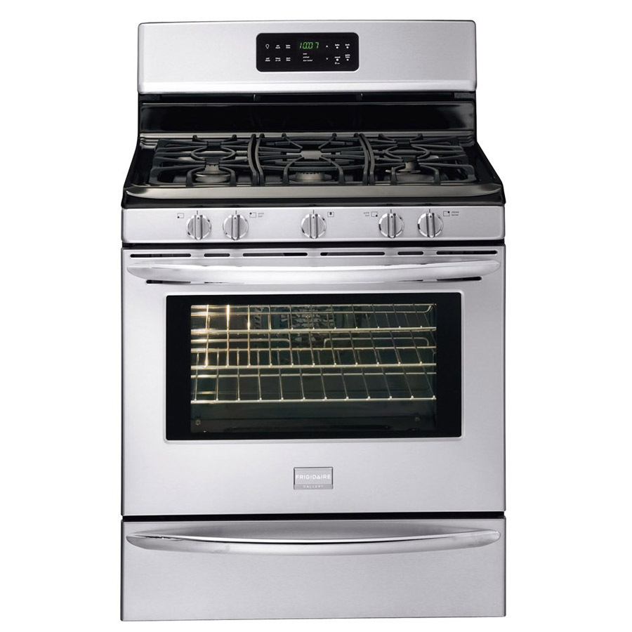 Shop Frigidaire Gallery 5 Burner Freestanding 5 Cu Ft Self