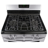 Frigidaire Gallery 5-Burner Freestanding Convection Gas Range (Stainless) (Common: 30-in; Actual: 29.88-in)