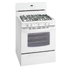 Frigidaire 30-in 5-Burner Freestanding 4.2 cu ft Gas Range (White)