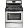 Frigidaire 5-Burner Freestanding 4.2-cu ft Gas Range (Stainless) (Common: 30-in; Actual: 29.88-in)