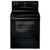 Frigidaire 3013 Series 30-in Smooth Surface Freestanding 4-Element 4.8 cu ft Electric Range (Black)