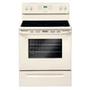 Frigidaire 3018 Series 30-in Smooth Surface Freestanding 4-Element 5.3 cu ft Self-Cleaning Electric Range (Bisque)