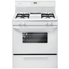 Frigidaire 30-in 4-Burner Freestanding 4.2 cu ft Gas Range (White)
