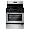 Frigidaire 30-in 4-Burner Freestanding 4.2 cu ft Gas Range (Stainless Steel)