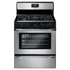 Frigidaire 5-Burner Freestanding 4.2-cu ft Gas Range (Stainless Steel) (Common: 30-in; Actual: 29.88-in)