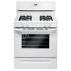 Frigidaire 30-in 4-Burner Freestanding 5 cu ft Self-Cleaning Gas Range (White)