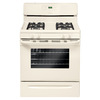 Frigidaire 30-in 4-Burner Freestanding 5 cu ft Self-Cleaning Gas Range (Bisque)