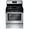 Frigidaire Freestanding 5-cu Self-Cleaning Gas Range (Stainless Steel) (Common: 30-in; Actual: 29.88-in)