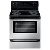 Frigidaire Freestanding 5.3-cu ft Self-Cleaning Electric Range (Stainless Steel) (Common: 30-in; Actual: 29.88-in)