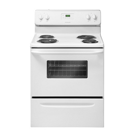 Frigidaire 3011 Series 30-in Freestanding 4-Element 4.2 cu ft Electric Range (White)