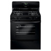 Frigidaire 30-in 4-Burner Freestanding 4.2 cu ft Gas Range (Black)