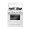 Frigidaire Freestanding 4.2-cu Self-Cleaning Gas Range (White) (Actual: 29.88-in)